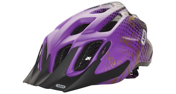 ABUS MountX Helm maori purple